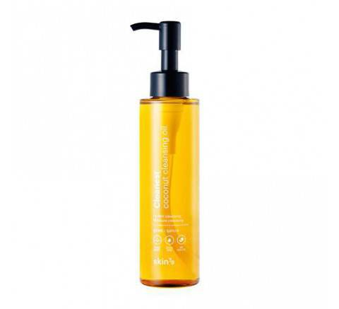 skin79 CLEANEST COCONUT CLEANSING OIL 150ml - 01237-cleanest-coconut-cleansing-oil.jpg