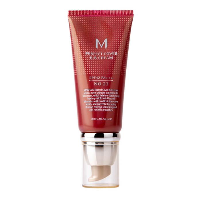 MISSHA M PERFECT COVER BB CREAM SPF 42 PA+++ - 12107-MISSHA-M-Perfect-Cover-BB-Cream-SPF42PA.jpg