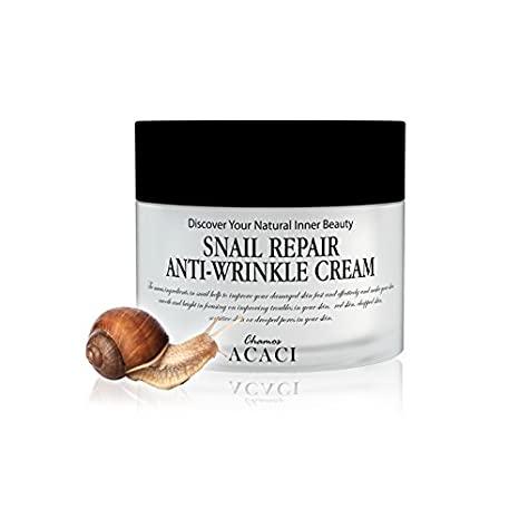 Chamos Acaci Snail Repair anti-wrinkle cream  - 2e909-snail-crem.jpg