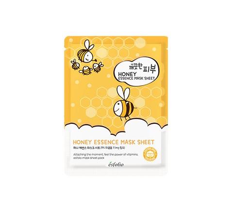 ESFOLIO PURE SKIN ESSENCE MASK SHEET (HONEY) - 6d92b-honey.jpg