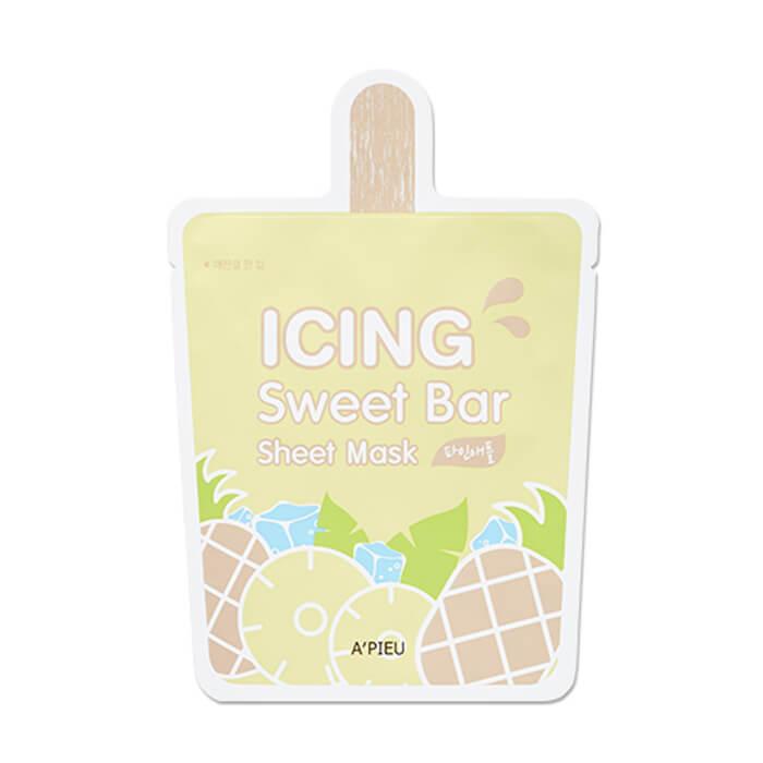 Icing Sweet Bar Sheet Mask Pinnapple - 6e61c-tkanevaya-maska-a-pieu-icing-sweet-bar-sheet-mask-pineapple-700x700.jpg