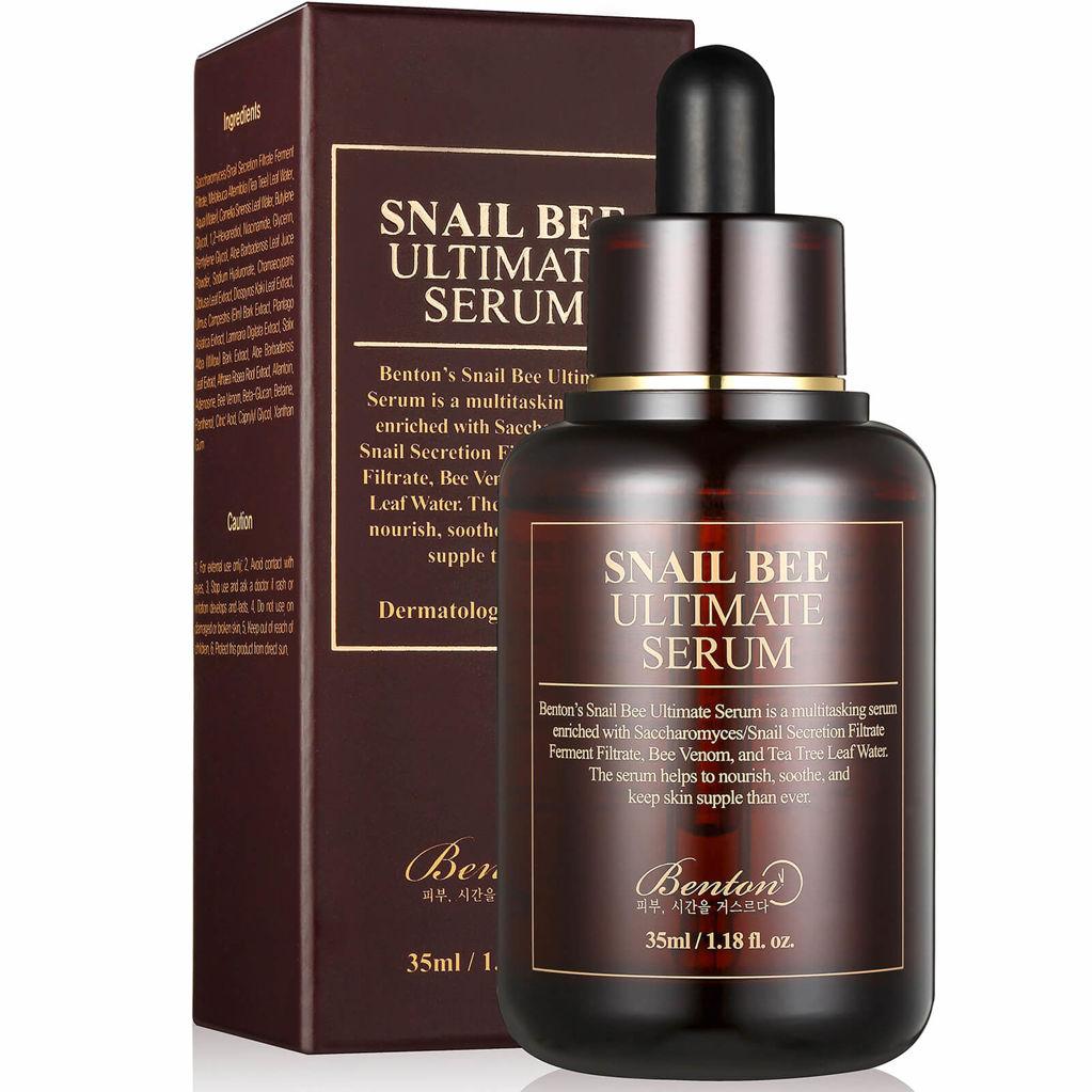 Benton Snail Bee Ultimate Serum  - 885c5-Snail.jpg