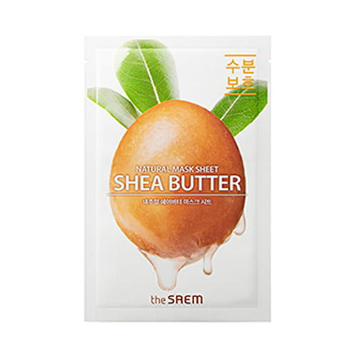 The Saem Natural Shea Butter Mask Sheet - 89d35-bater.jpg