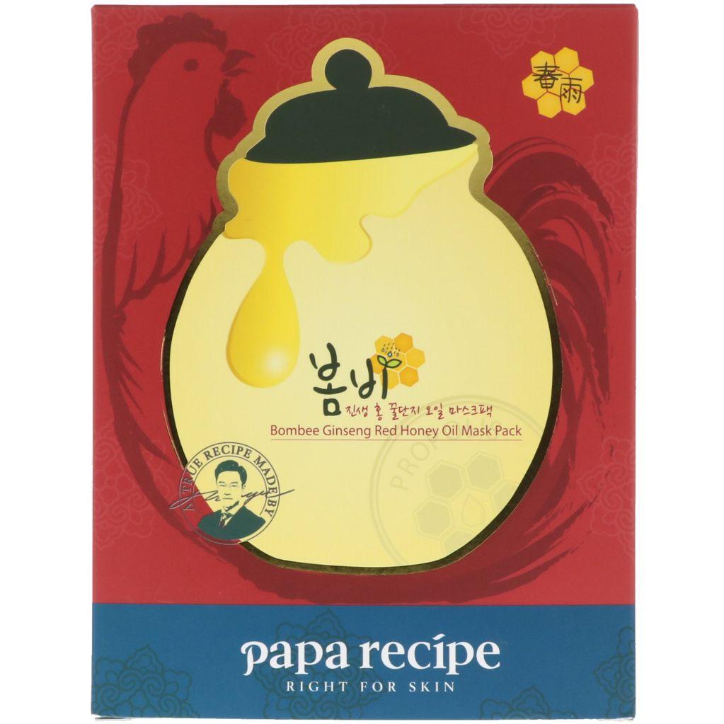 Bombee Ginseng Red Honey Oil Mask Pack - 9a2c2-9.jpg