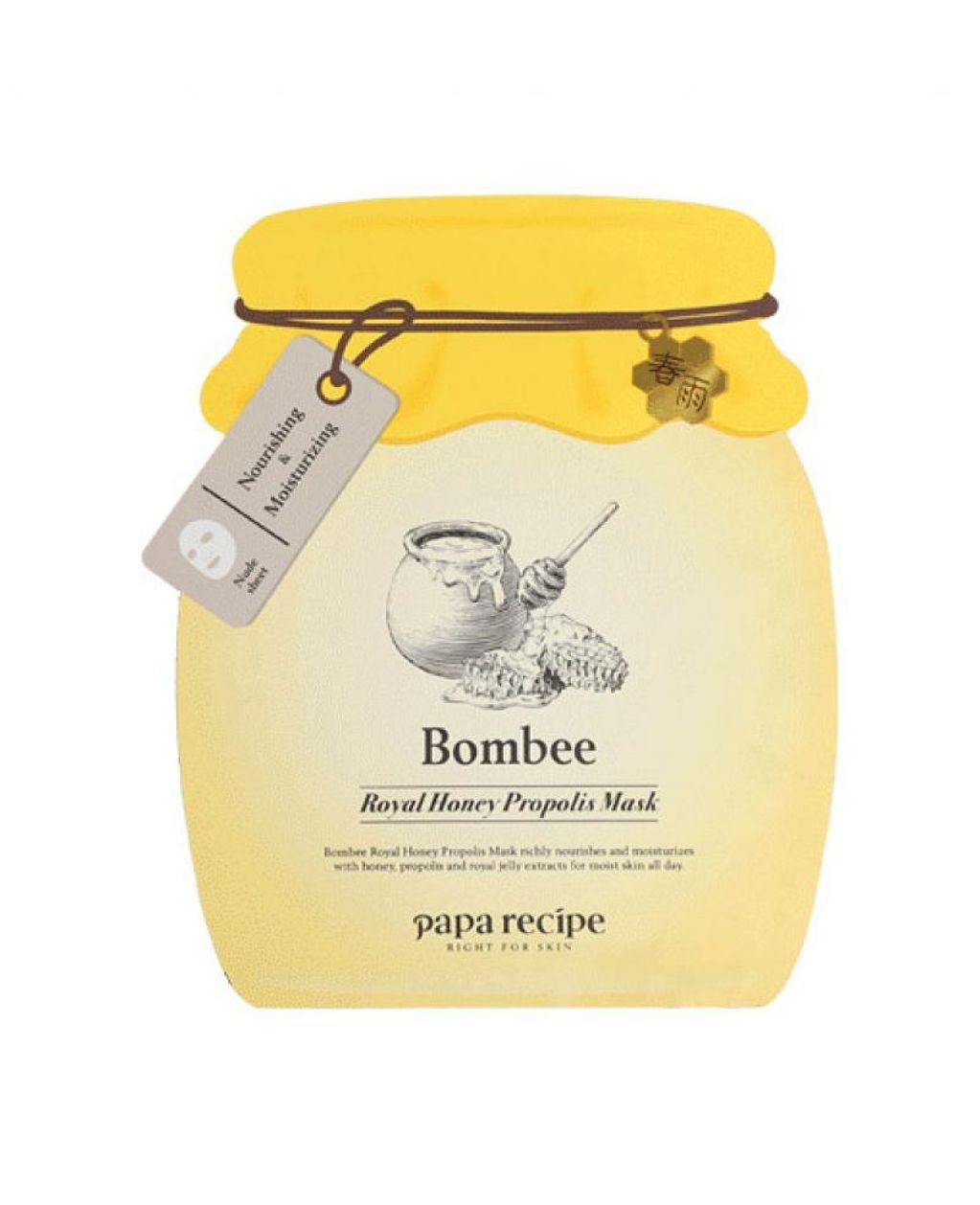 Papa Recipe - Bombee Royal Honey Propolis Mask - 9e06e-ROYAL-HANEY.jpg