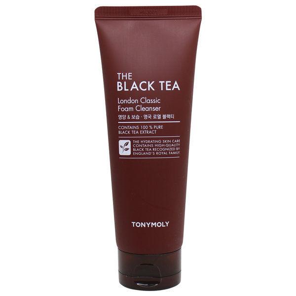 Tony Moly The Black Tea London Classic Foam Cleanser - c5bc7-BL-TEA.jpg