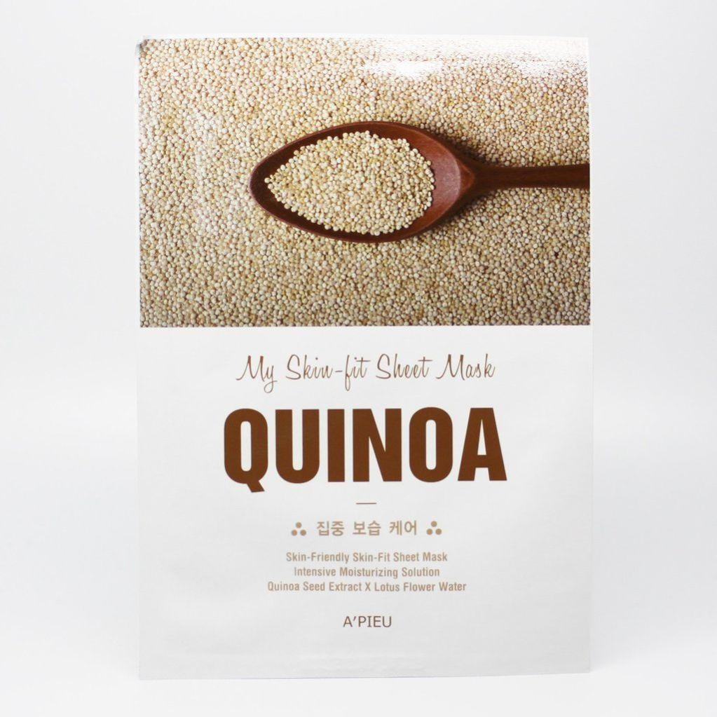 A'PIEU Skin-Fit Sheet Mask (Quinoa) - edcd1-IMG_2902_1024x1024.JPG