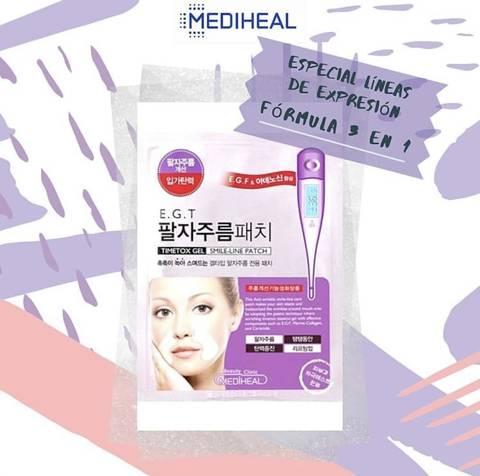 Mediheal E.G.T Timetox Gel Smile-line Patch 1 box( 5un)