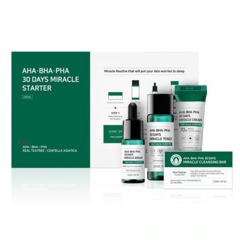 Some By Mi AHA-BHA-PHA 30 Days Miracle Starter Edition