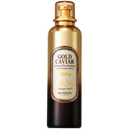 SKINFOOD - Gold Caviar Collagen Plus Emulsion
