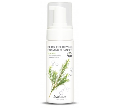 BUBBLE PURIFYING FOAMING CLEANSER TEA TREE
