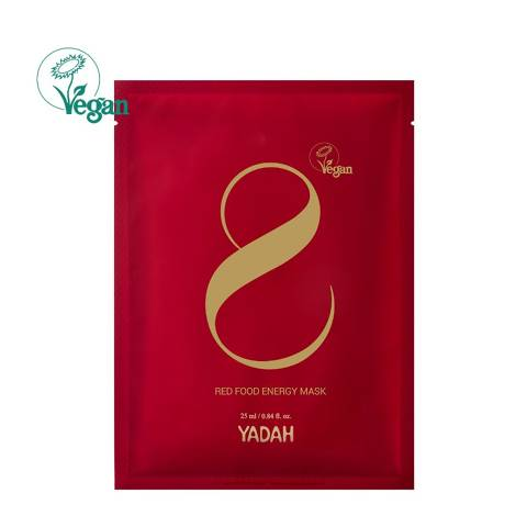 Yadah Red Food Energy Mask