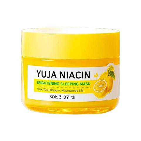 Some By Mi Yuja Niacin Miracle Brightening Sleeping Mask