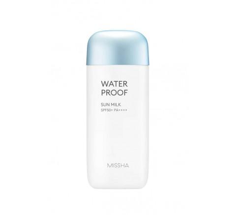 MISSHA All Around Safe Block Water Proof Sun Milk SPF50+/PA++++ 70ml