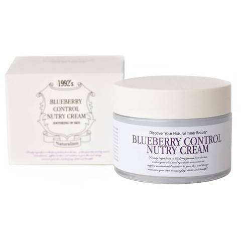 Chamos Acaci Blueberry Control Nutry Cream 60ml