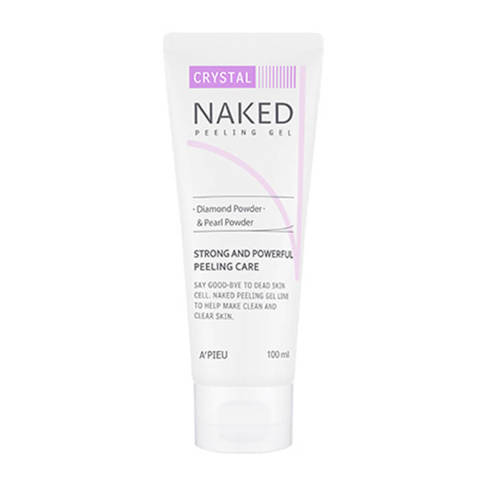 A'PIEU NAKED PEELING GEL - CRYSTAL 100 ml