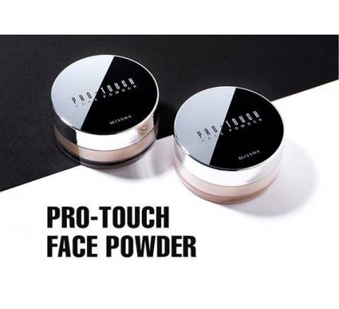 PRO-TOUCH FACE POWDER SPF15