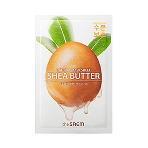 The Saem Natural Shea Butter Mask Sheet