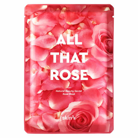 skin79 ALL THAT ROSE MASK