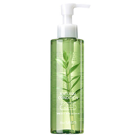 THE SAEM Natural Condition Cleansing Oil [Moisture]