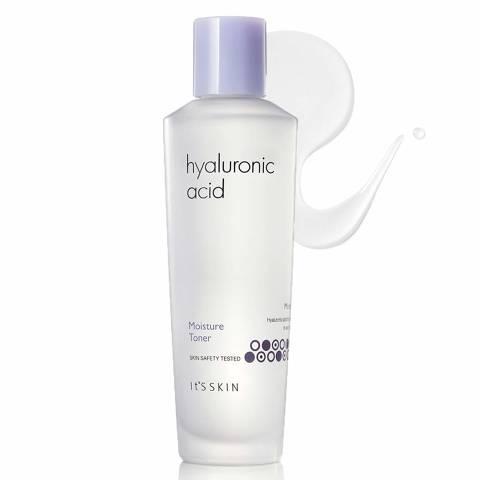 Tónico Hidratante con Ácido Hialuronico It's Skin - Hyaluronic Acid Moisture Toner 150ml