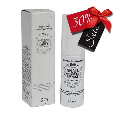 Chamos Acaci Snail Anti-wrinkle Essence 45ml