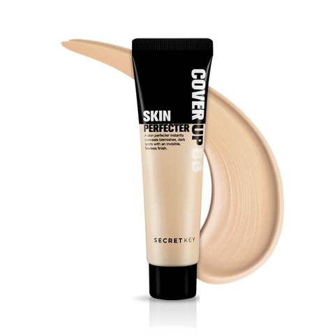 SECRET KEY Cover Up Skin Perfecter SPF30 No.21 Light Beige 30ml