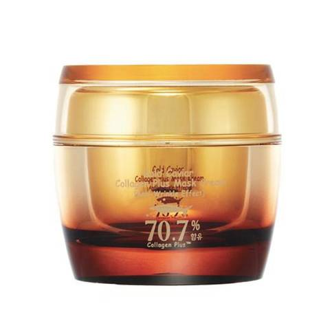 SKINFOOD Gold Caviar Collagen Plus Mask Cream