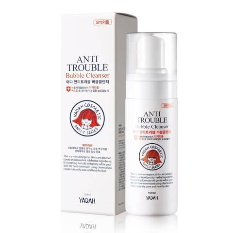 Пенка для умывания для проблемнои кожи YADAH ANTI TROUBLE BUBBLE CLEANSER