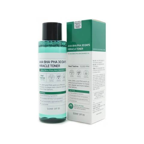 SOME BY MI - AHA-BHA-PHA 30DAYS MIRACLE TONER