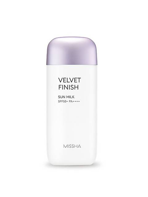 MISSHA All Around Safe Block Velvet Finish Sun Milk SPF50+ PA+++ 70ml