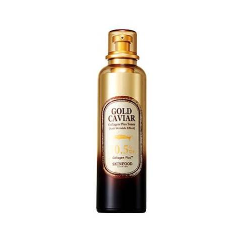 SKINFOOD Gold Caviar Collagen Plus Toner