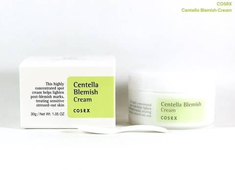 Крем для лица COSRX Крем против акне и купероза COSRX Centella Blemish Cream