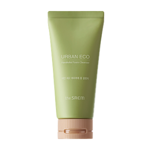 THE SAEM Urban Eco Harakeke Foam Cleanser 180ml