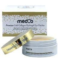 Premium Gold Hydrogel Eye Patches