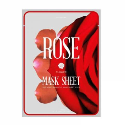 ROSE FLOWER MASK SHEET