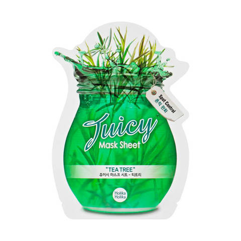 Holika Holika Tea Tree Juicy Mask Sheet
