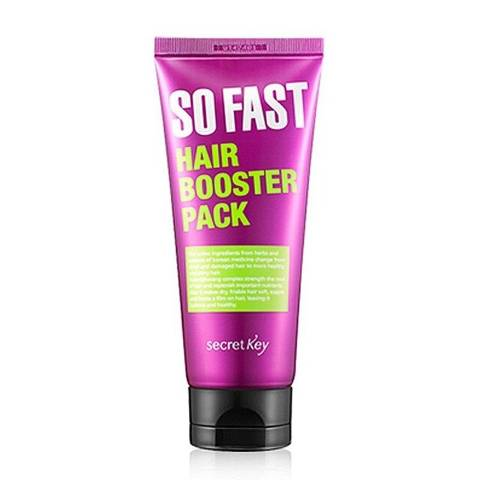 Secret Key Premium So Fast Hair Booster Pack