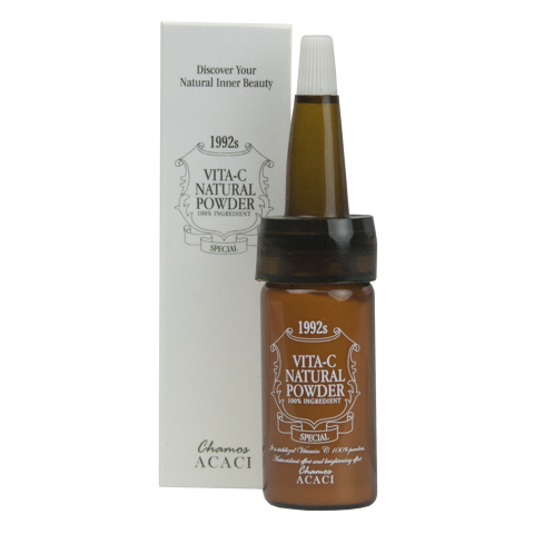 Chamos Acaci Vita-C Natural Powder