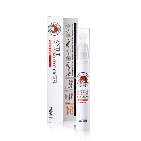YADAH ANTI-T RED ZERO SPOT CREAM